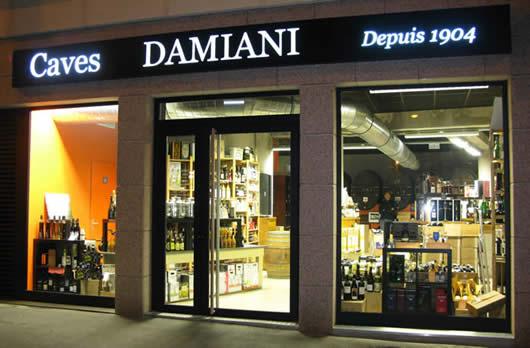 caves damiani marseille vins whiskies spiritueux. Black Bedroom Furniture Sets. Home Design Ideas